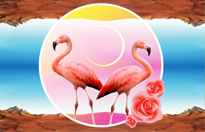 flamingo_poster